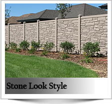 Stone Look Style