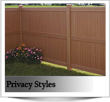 Privacy Styles