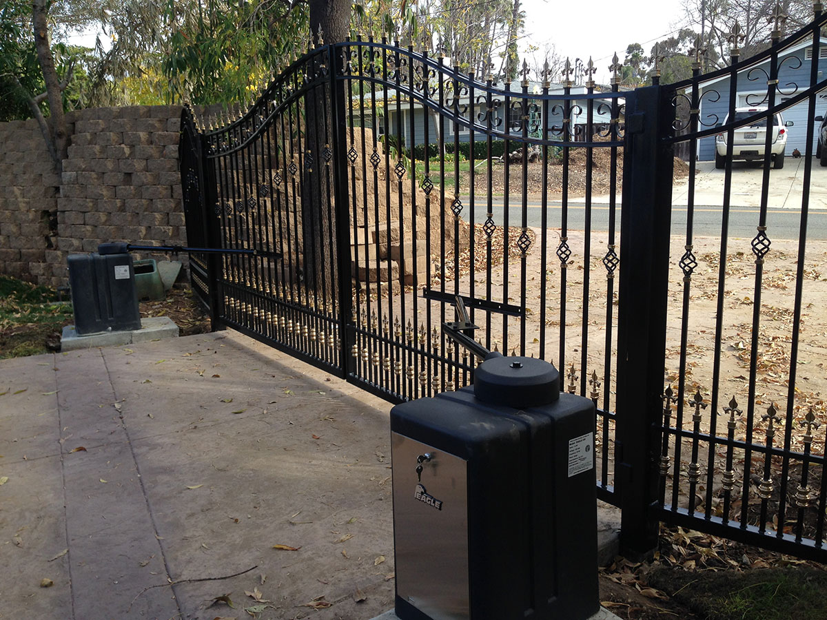 Los Angeles Electric Gate Openers Installation