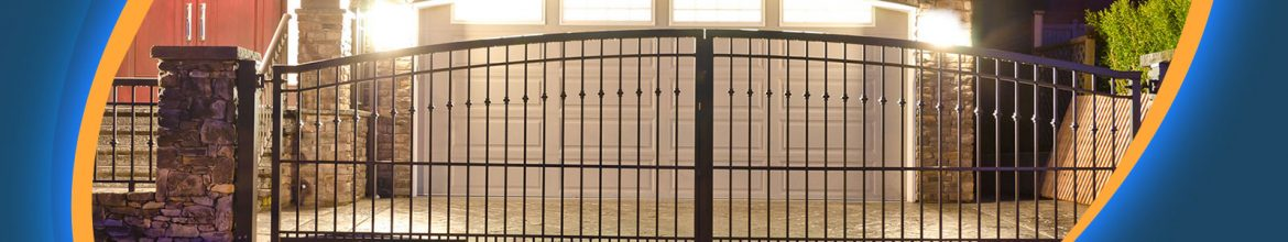 Steel Fence and Gates