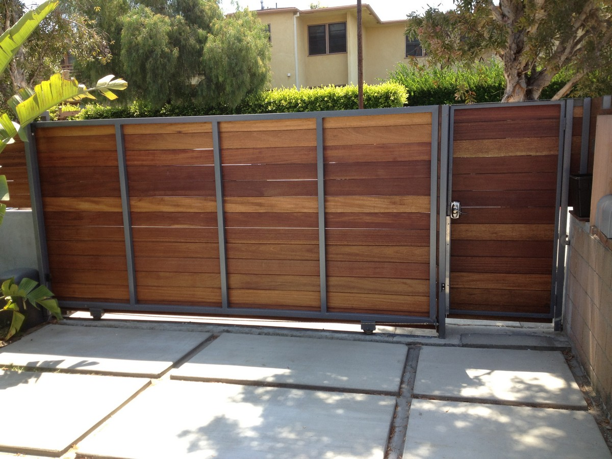 Automatic Gate Installation Los Angeles