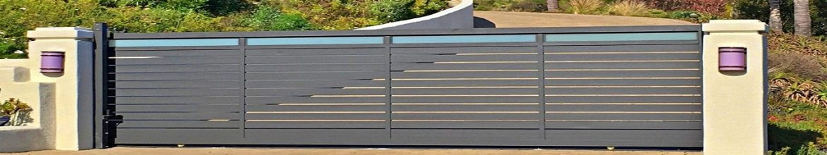 Aluminum Fences and Gates